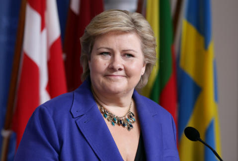 Norwegen Präsident