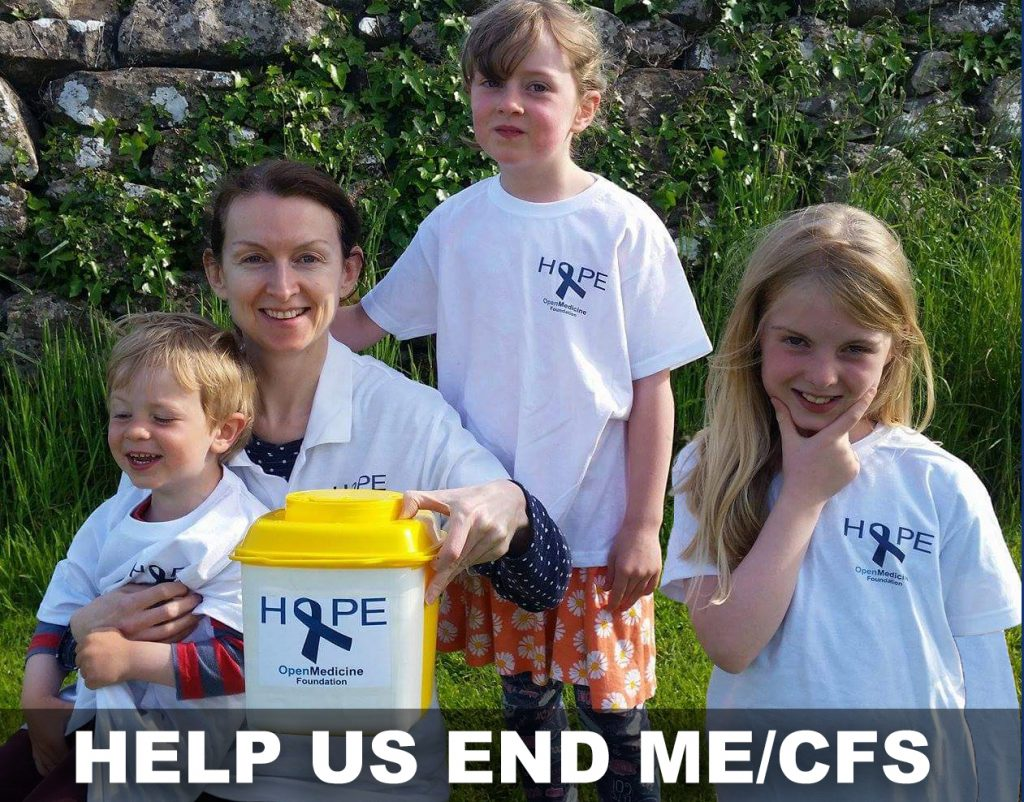 Eimear S with Children help us end