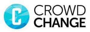 crowd change logo