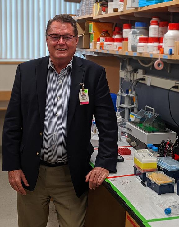 Ronald G. Tompkins, MD, ScD